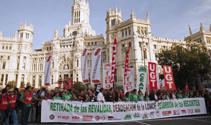 Frente de Estudiantes SE Huelga Sindicato Estudiantes